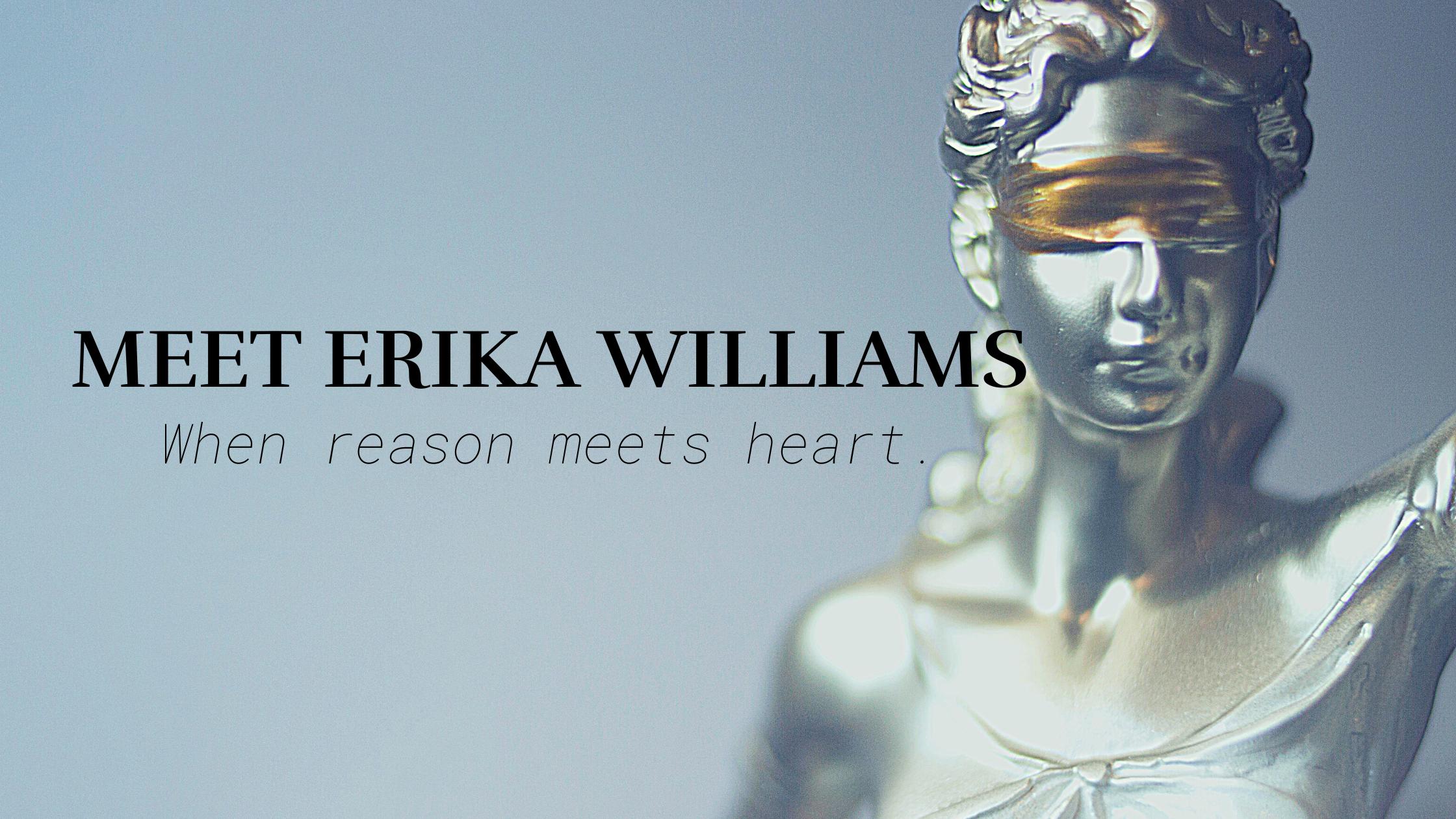 Meet Erika Williams